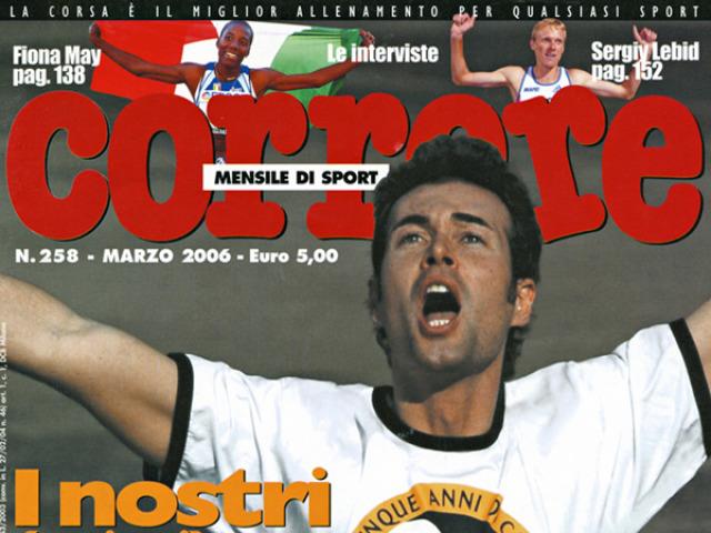 Correre Cover – 2008