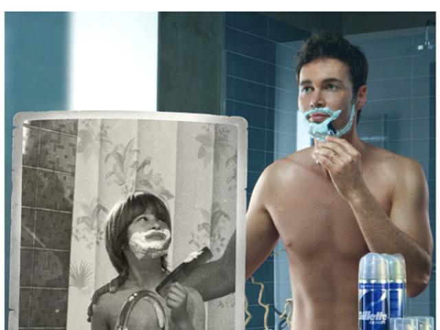 Gillette Campaign – 2012
