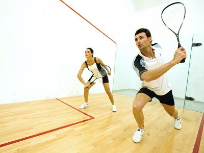 Squash Game – 2007