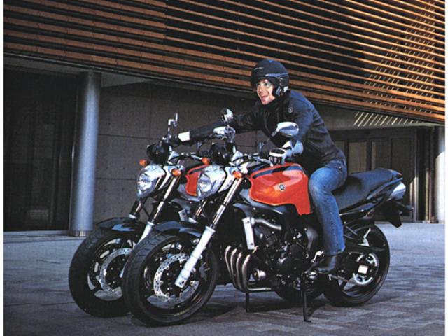 Yamaha Campaign – 2006